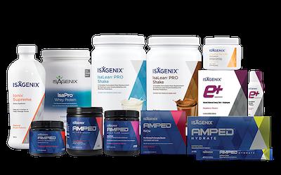Isagenix Performance Pack