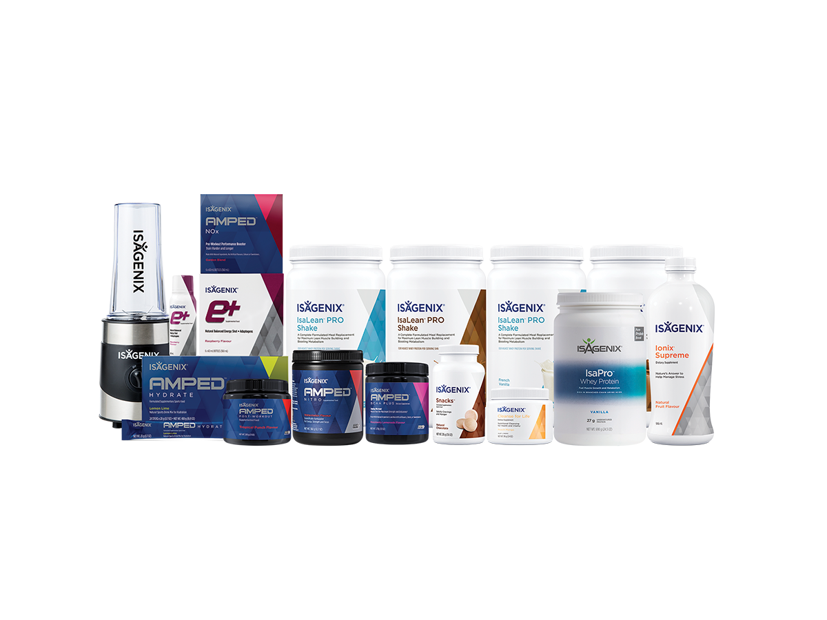 Isagenix Performance Premium