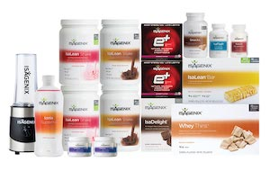 Isagenix Products - Weight Loss Premium Pack