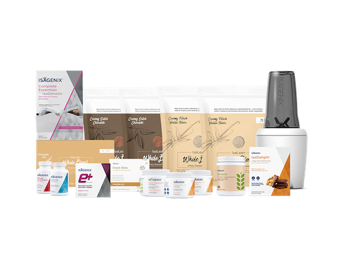 Isagenix Weight Loss Value Pack